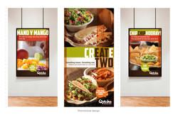 Create Two menu launch