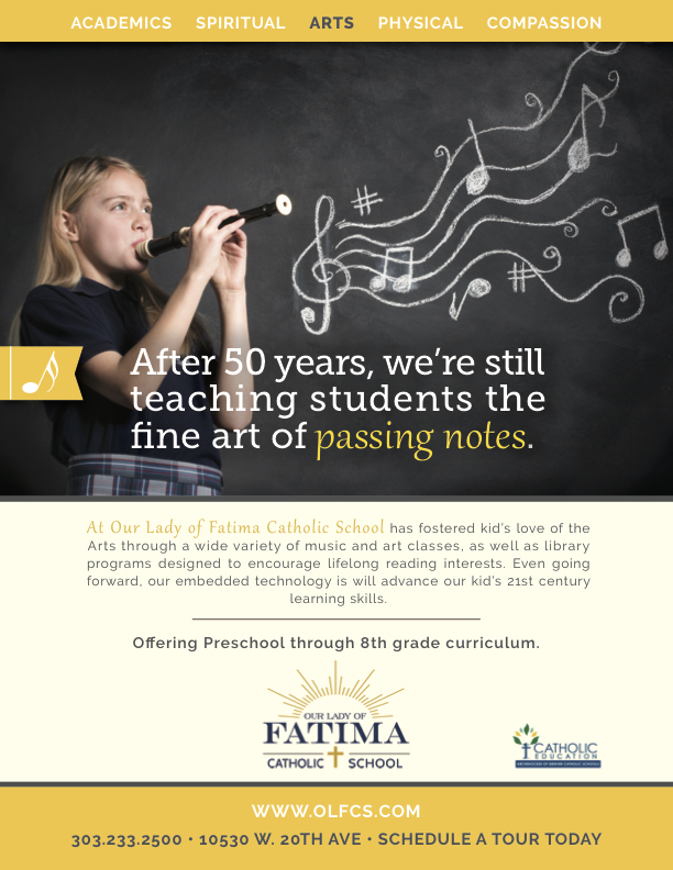 """""""Arts"""" print ad"""
