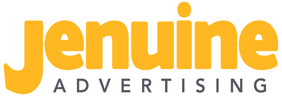 Jenuine Advertising logo