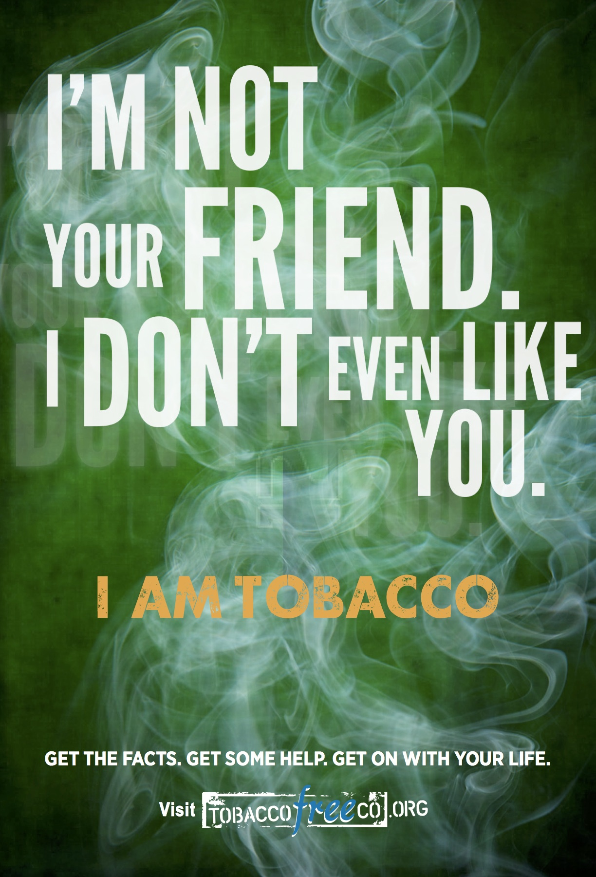 CO Anti Smoking Campaign