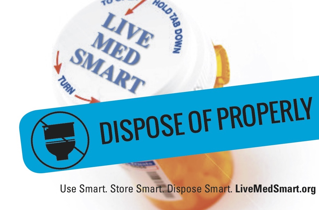 Prescription drug awareness/print ad