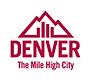 Visit Denver (DMCVB) logo