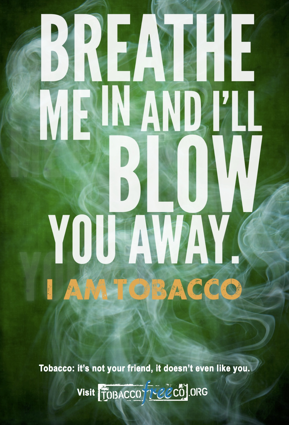"""Blow You Away."""