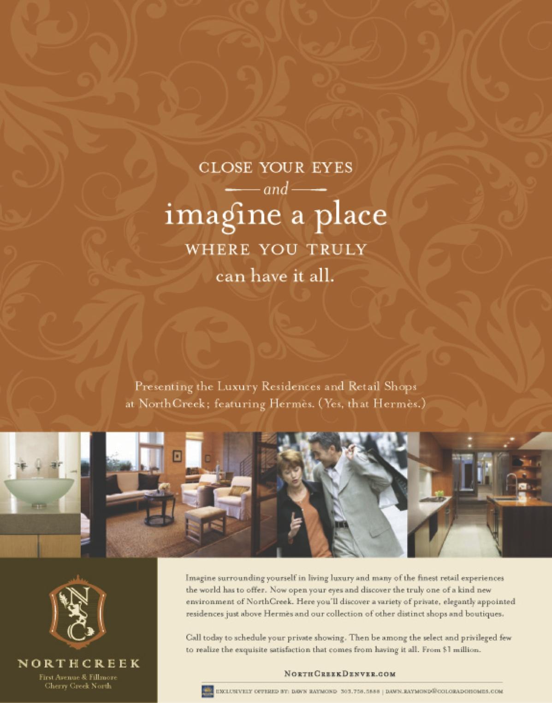 """""""Imagine a Place."""""""