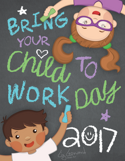 Bring Your Child To Work Day Cover