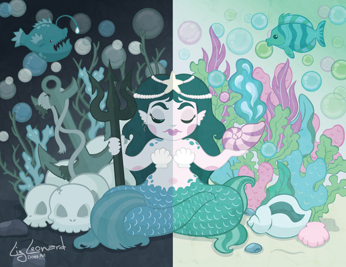 Ocean Duality