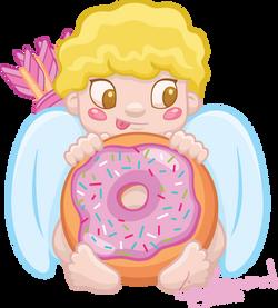 Donut Cupid