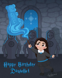 Ravenclaw Birthday!