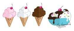 Ice Cream Graphics