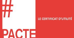 Le certificat d'utilité français va t'il devenir tendance?