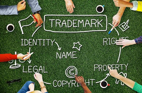 Trademark Copyright Identity Branding Pr