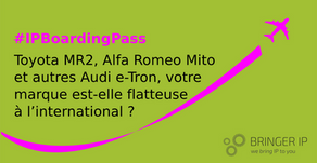 Toyota MR2, Alfa Romeo Mito, Audi e-Tron : votre marque est-elle flatteuse à l'international?
