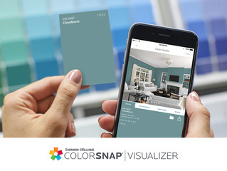 """Colour Inspiration - There's an """"app"""" for that!"""