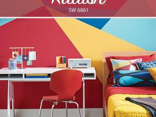 Colour Inspiration:  December