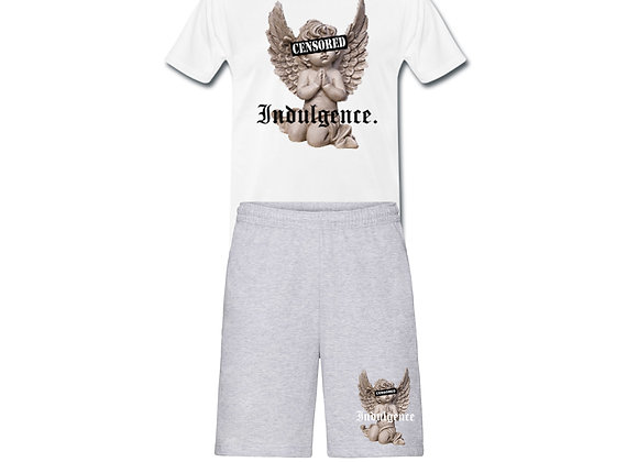 Angel T-shirt And Shorts Set