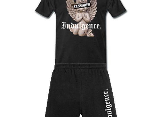 Angel Shorts And T-shirt Set