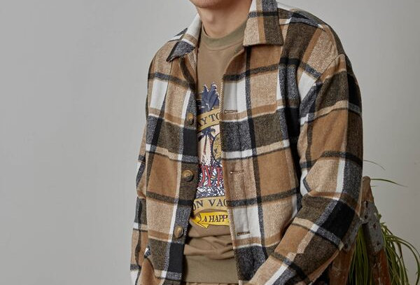 """PLAID"" Flannel"