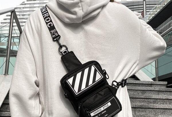 """GINIROC"" Crossbody Bag"
