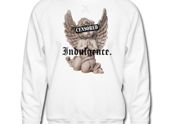 Angel White Sweatshirt