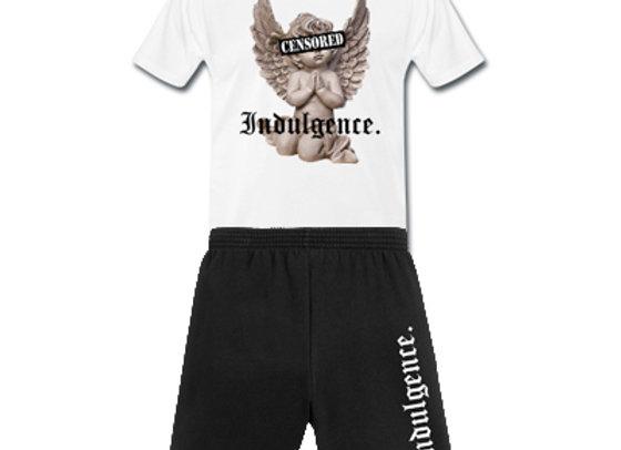 Angel T-shirt And Shorts set