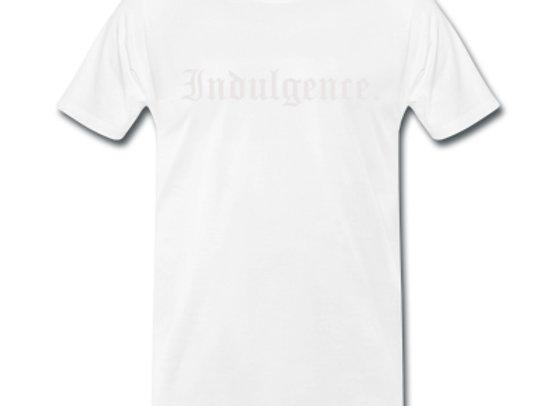 Indulgence Premium T-shirt Glitter Logo