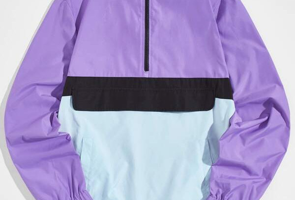 """COLOURBLOCK""Wind Jacket"