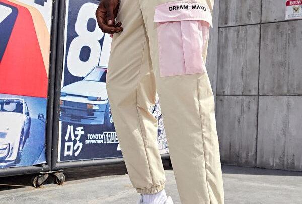 """DREAM MAKER"" Cargo Trousers"