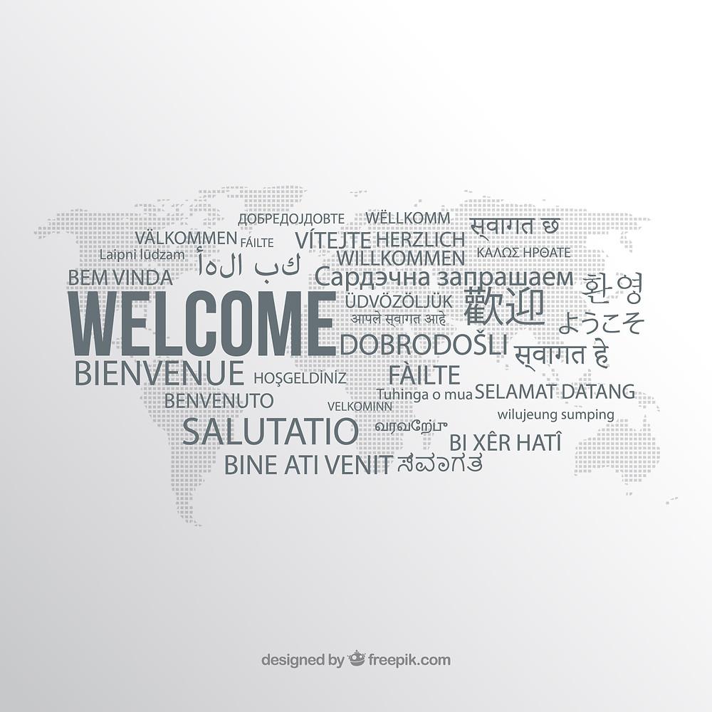 países que falam o maior número de línguas