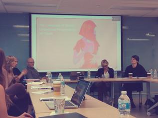 Haptic Cinematography Symposium & Film Screening in Philadelphia