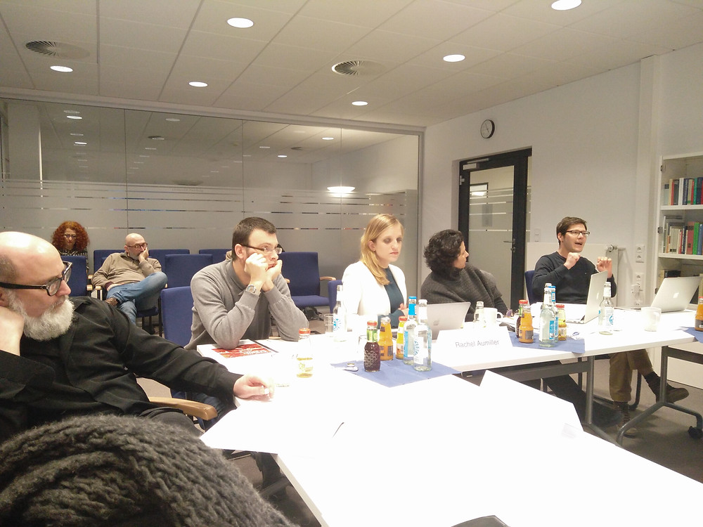 Workshop A Touch of Doubt - On Haptic Scepticism. March 27-28, 2018. Maimonides Centre for Advanced Studies. University of Hamburg.