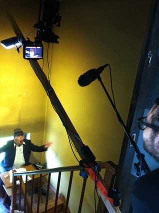 Retorika Digital Cinema - End of shooting