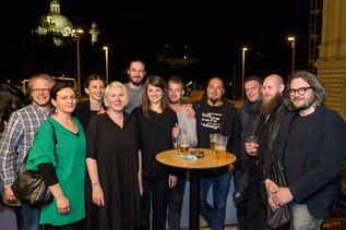 Metamorphoses 3: Retorika Austrian premiere at Brut