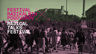 RADICAL TALKS 1:   Radical Bodies - Choreographing Sociality beyond Socionormality