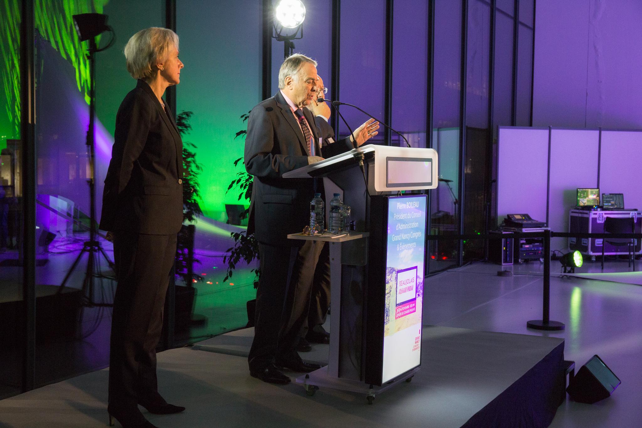 Grand Nancy Congrès & Evènements