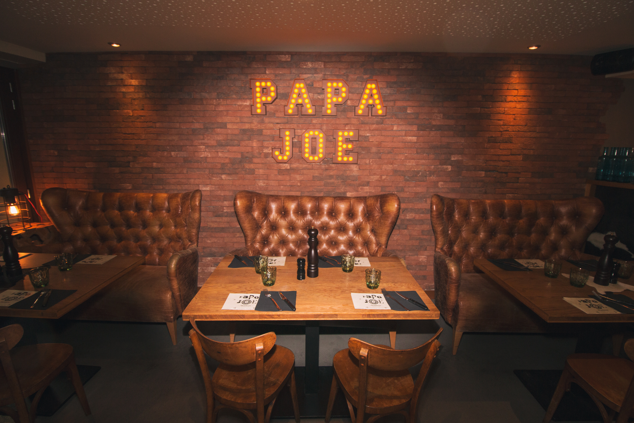 Papa Joe Steakhouse