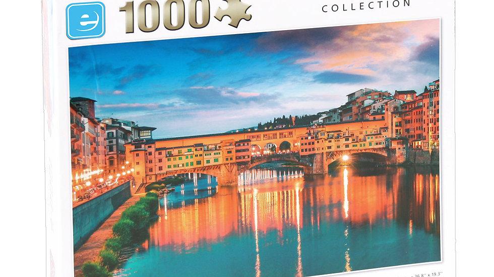Puzzle - City Collection Ponte Vecchio