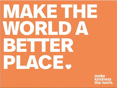 The Random Acts of Kindness Foundation is a small non-profit that invests resources into making kindness the norm.