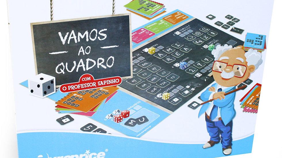 Board Game - Vamos ao Quadro com o Prof. Sapinho