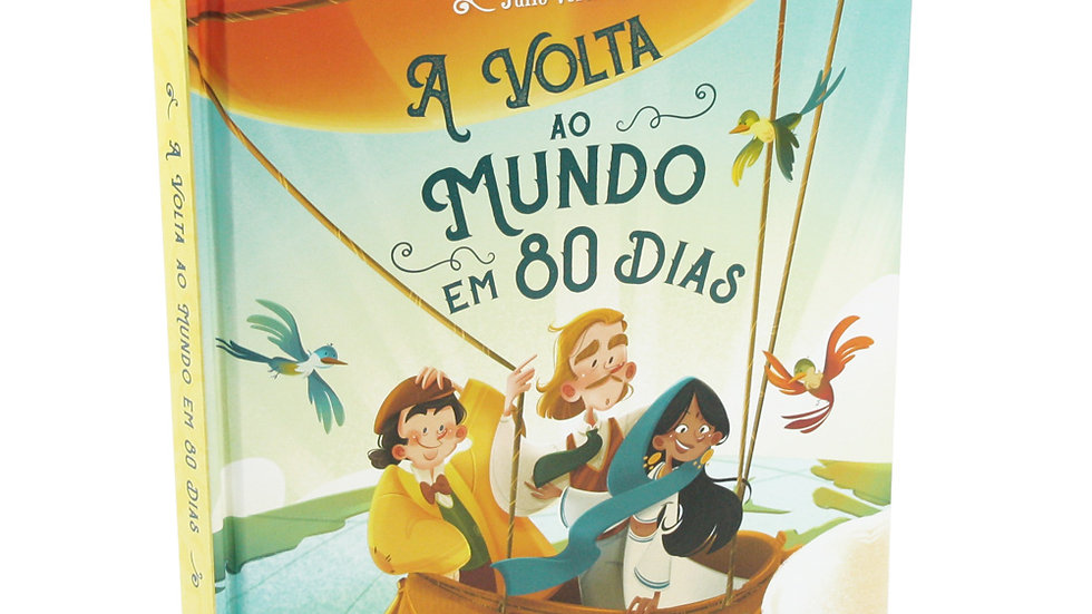 Book - A Volta ao Mundo em 80 Dias