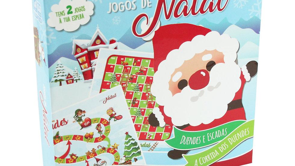Board Games - Jogos de Natal