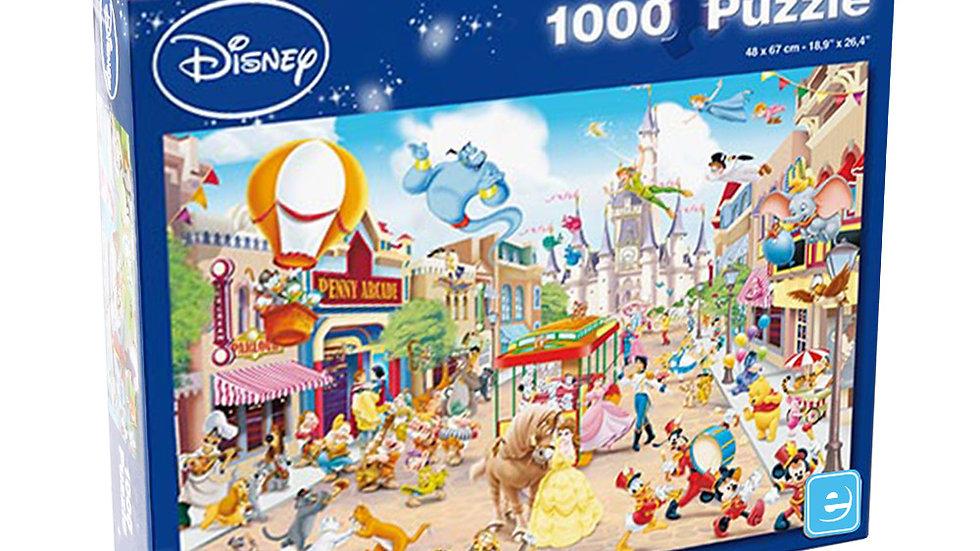 Puzzle - Disney 2