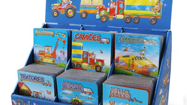 Pocket Books - À Descoberta das Máquinas