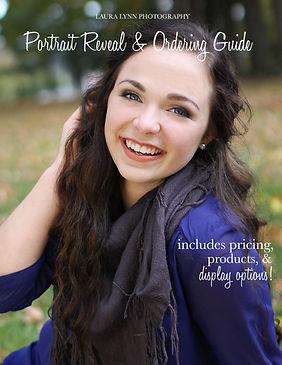 Portrait Reveal & Ordering Guide - 1 Cov