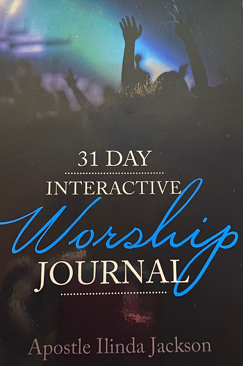 31 Day Interactive Worship Journal