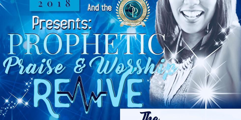 REVIVE: Prophetic Praise & Worship @ the Abbey