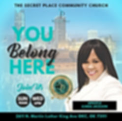 Copy of You Belong Here - Made with Post