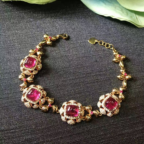 Tourmaline Bracelets de IronLady