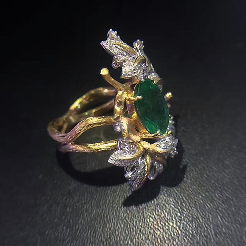 Emerald Ring de IronLady