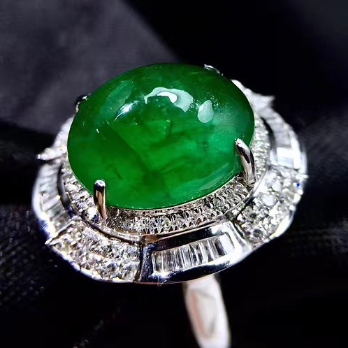 Caesar Emerald Rings de IronLady