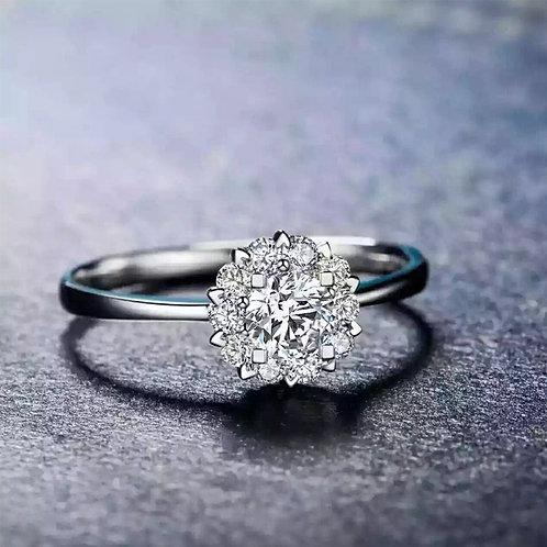 Round Diamond Ring de IronLady